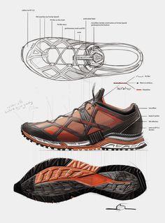 design Christophe Juge http://conceptkicks.com/quechua-trail-footwear-mt-500-3-christophe-juge/
