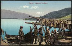 Norge. Sjølapper, Nordland (National Library of Norway) by National Library of Norway (flickr)