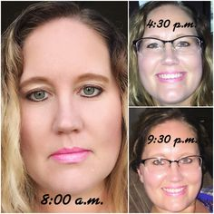 Can your lip color last over 13 hours?  Mine can!!! Pink Ice did not let me down!  If you have not tried LipSense, you need to! www.senegence.com/TimelessEleganceByTara