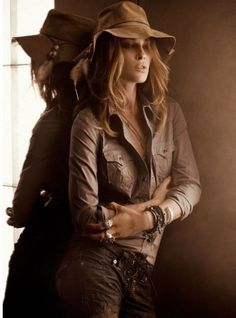 d73eea6fda481 You are interested in Erin Wasson for True Religion - Ad Campaign  Fashion  ads