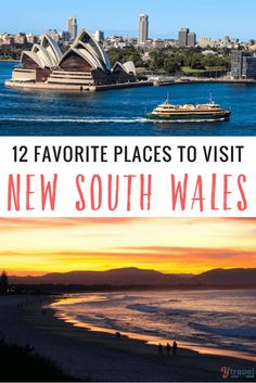 Researching places to visit in NSW? Check out our 12 top suggestions that cover the north and south coast, plus country NSW.