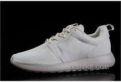 Big Discount  66 OFF Nike Roshe Run NM BR White Black Hot Lava Trainers Men