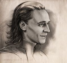 DeviantArt is the world's largest online social community for artists and art enthusiasts, allowing people to connect through the creation and sharing of art. Matilda, Tom Hiddleston, Loki, Hollywood, Fan Art, Drawings, Artist, People, Sketch