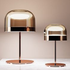 Modern Lighting Design, Art Deco Lighting, Aesthetic Room Decor, Galvanized Metal, Glass Domes, Lamp Design, Lampshades, Glass Shades, Lamp Light