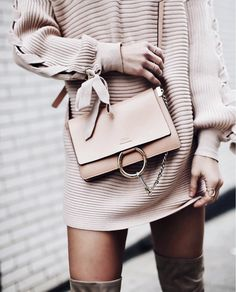 All In Blush Pink