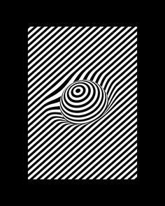 Sergi Delgado — The world has flipped upside down and the art... Op Art, Abstract, World, Artwork, Color, Instagram, Space, Summary, Floor Space