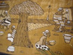 MALI ART  by black zitoun