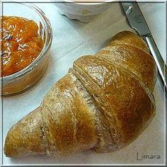 Limara péksége: Croissant kakaós tésztából