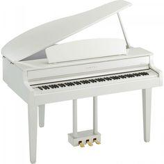 Yamaha CLP-565GPWH Clavinova fortepian cyfrowy