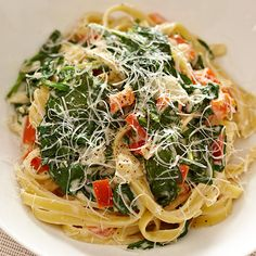 Florentine Pasta Toss - The Pampered Chef®