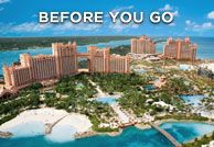 If you're going to go to the Bahamas, stay at the Atlantis! No competition!