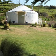 Yurt - The Park at Mawgan Porth, Cornwall