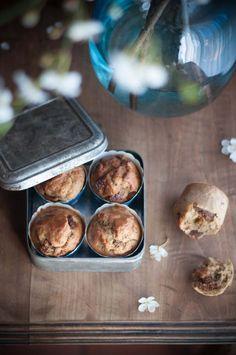 { Sans sucre ajouté (bis) } | Saines Gourmandises Muesli, Granola, Cake Aux Fruits Secs, Petit Cake, Griddle Pan, Healthy Cooking, Biscuits, Muffins, The Cure