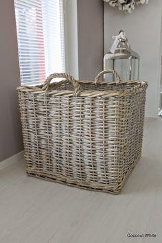 Basket - Coconut White