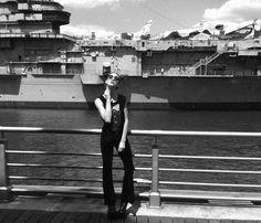 Behind the Scenes: Pier 84 Photo Shoot