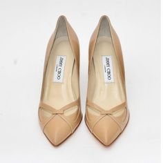 Get the must-have pumps of this season! These Jimmy Choo Tan Pumps Size EU (Approx. US Regular (M, B) are a top 10 member favorite on Tradesy. Pump Shoes, Shoe Boots, Shoes Heels, Flat Shoes, Tan Pumps, Diana, Leather Sandals, Jimmy Choo, Me Too Shoes