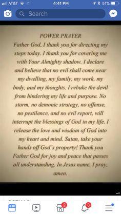 Prayer Times, Prayer Verses, Prayer Quotes, Bible Quotes, Daily Morning Prayer, Morning Prayers, Daily Prayer, Prayer Changes Things, Everyday Prayers