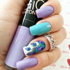"""When winter ends, what are you going to paint for your manicure? Spring nail arts can be vivid. Have you ever tried out those pastel nail designs? You are lucky to find out our post here. We will show you how beautiful pastel nail designs are. You can just prepare some pastel polishes and learn … Continue reading """"23 Designs to Get Inspired for Painting Pastel Nails"""""""