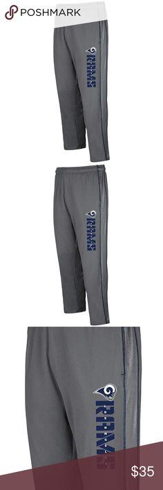 e17af0feb891a Los Angeles Rams Men Big   Tall Sweatpants 5XL Boutique