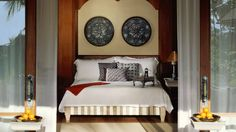 Pavillion Bedroom at Four Seasons Resort, Langkawi Island, Malaysia