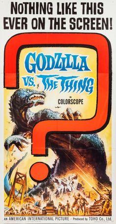 Movie Posters : Mothra vs. Godzilla akaGodzilla vs. the Thing (1964)Ishirô