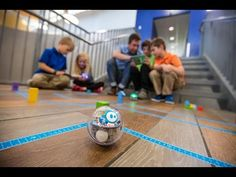 Sphero SPRK+ ball teaches kids the basics of robotics and programming - Android Community