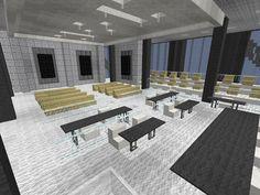 Minecraft Monday: kantoorgebouw met zithoek, kantoortuin en zonnepanelen http://proevenengeloven.blogspot.nl/2016/07/minecraft-monday-kantoorgebouw-met.html