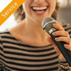 Voice Lesson - One 30-Min Session In Studio