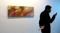 Exposició TRÀNSIT de Carles Alguacil  EINA Espai Barra de Ferro