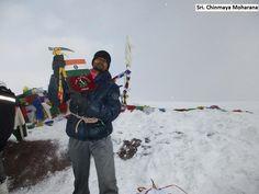 Two Men Of Bhubaneswar Successfully Submit At Mt. Stock Kangri  >>>>