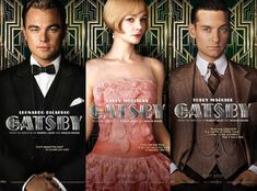 the great gatsby cast - Google Search