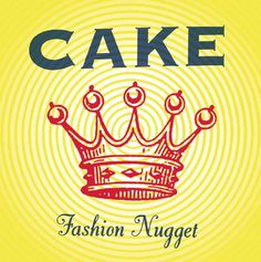 "Fashion Nugget is the second studio album by Cake, an alternative rock band from Sacramento, California. It was released in and contains 14 songs. ""The Distance"" became one Cake Band, Cake The Distance, Sacramento, Radios, Best Workout Songs, Workout Music, Cake Albums, Jazz, Pochette Album"
