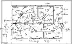 Uma instalação elétrica residencial começa com um projeto bem elaborado. Confira a importância de um projeto elétrico residencial nesse artigo.