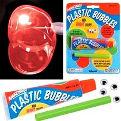 Plastic Bubbles