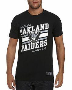Oakland Raiders graphic t-shirt