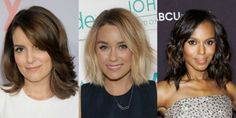 31 Great Medium-Length Hairstyles - Celebrities show off swinging, shoulder-grazing styles… and so can you.