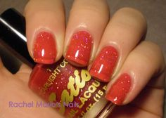 Rachel Marie's Nails  Sation Starlight Covers