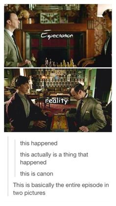 I laughed sooo hard when I realized they weren't actually playing chess XD