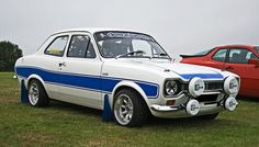 Ford Escort Mk 1 RS2000 Roughly 60,000-80,000 to buy and ship one from the U.K. Worth it!