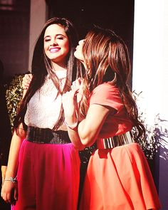 Camally // Camila Cabello and Ally Brooke Hernandez