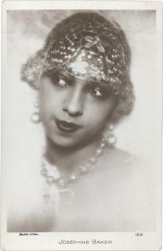 Madame D'Ora- Josephine Baker ,1928