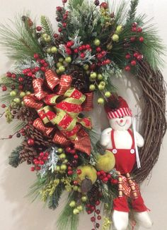 A Warm and Inviting Wreath That Can Be Hung All Winter Colours of Canterbury Facebook