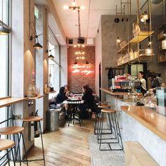 Coffeespots Londen via Bloglovin