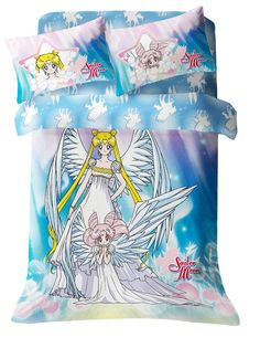 Sailor Moon bed shee