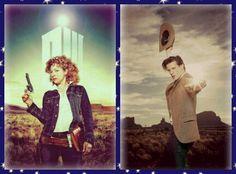 The Doctor & River in Utah