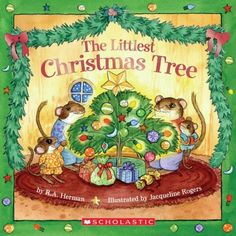 Wonderful #Books for #Winter and #Christmas: The Littlest Christmas #Tree