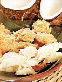 Cocada (Cocada de tabuleiro da Bahia - Chef Fernando Villas Boas)