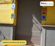 #Intrajanus#CortinasDeAcero#Seguridad#CasosDeExito #Imberra
