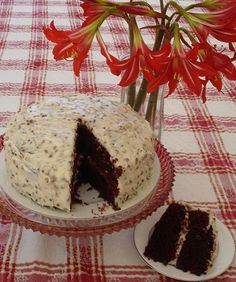 Red Velvet Cake:  The author's story about the connection between this classic southern dessert and her grandmother's ...[read more at Food Frenzy]