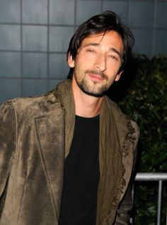 "Adrien Brody in The Cinema Society Screening Of ""The Social Network"" - Outside…"